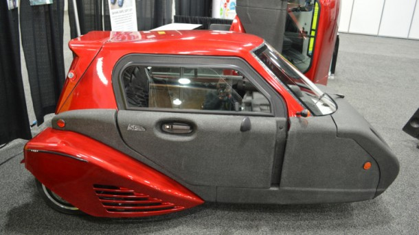 Spira4u - Electric and Gas Powered Pilot Production for Three Wheeler2