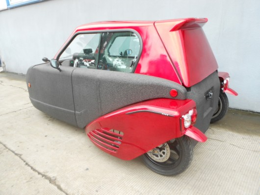 Spira4u - Electric and Gas Powered Pilot Production for Three Wheeler5