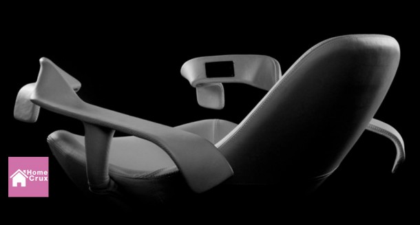 TAO Chair – Exercise while You Watch TV 3