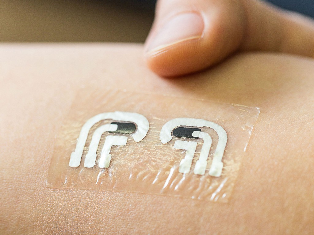 Temporary Tattoo for Diabetes Patients2