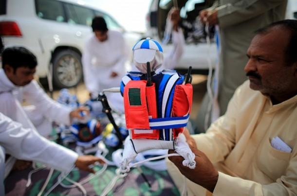 The Latest Robot Jockeys4