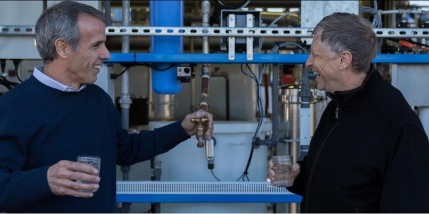 This Machine Can Transform Poop into Water – Bill Gates Vouches