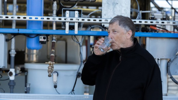 This Machine Can Transform Poop into Water – Bill Gates Vouches4