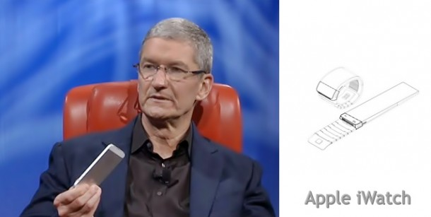 Tim Cook Talks about Apple iwatch4