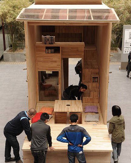 Tiny Architecture – Students Design the Best Tiny House2