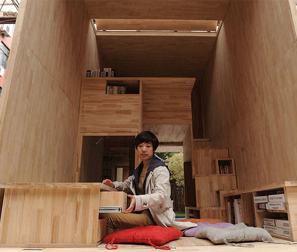 Tiny Architecture – Students Design the Best Tiny House4