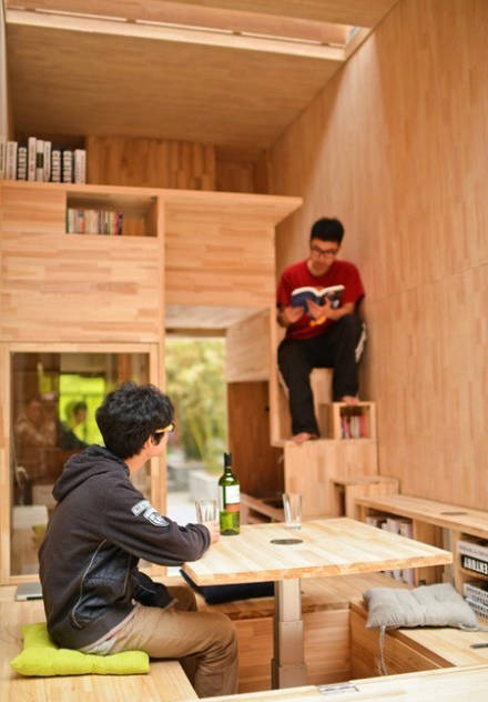 Tiny Architecture – Students Design the Best Tiny House5
