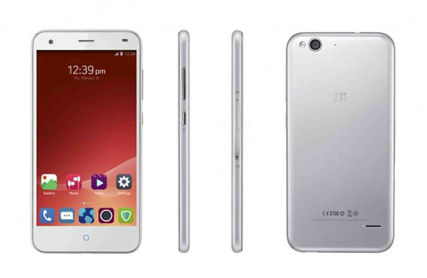 ZTE Blade S6 – Improved Phone