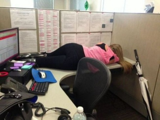 20 Employees who Hate their Job14
