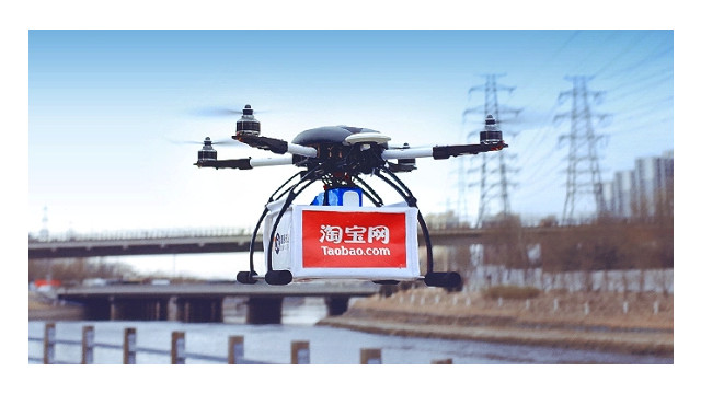 Alibaba Delivery Drone Trial Tests4