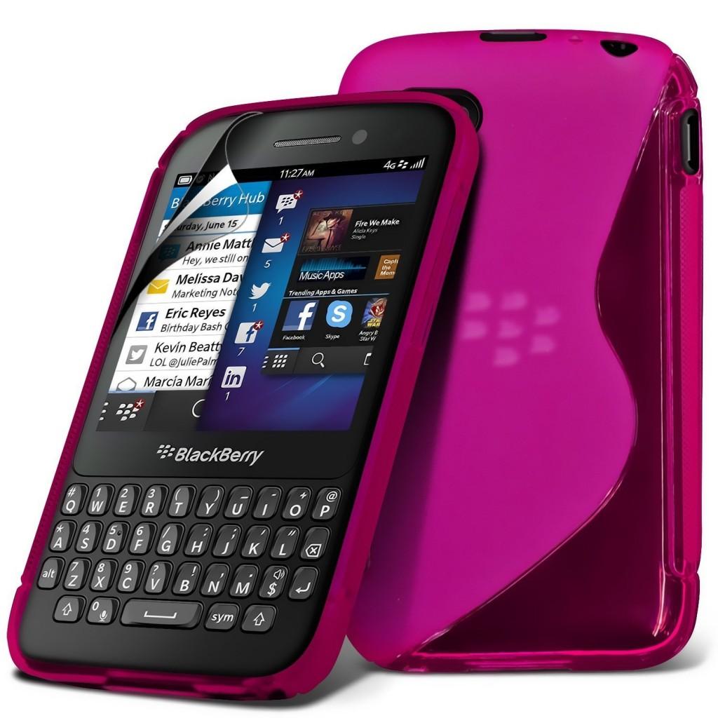 Best cases for Balckberry Q5-4