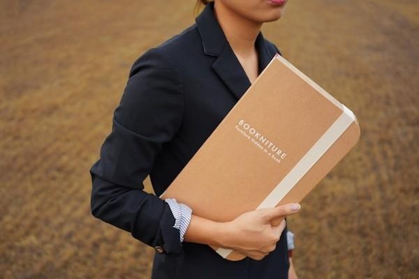 Bookniture – A Book or Furniture