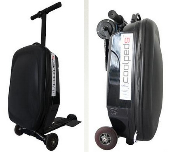 Briefcase Electric Scooter – Commute in Style