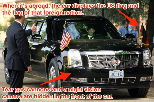 Check Out President Obama's Wonderful Ride4