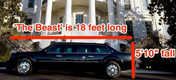 Check Out President Obama's Wonderful Ride