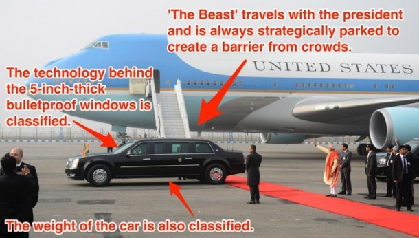 Check Out President Obama's Wonderful Ride2