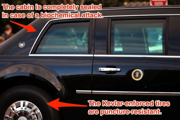 Check Out President Obama's Wonderful Ride3