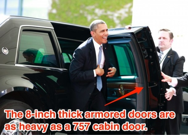 Check Out President Obama's Wonderful Ride6