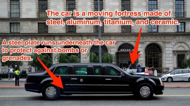Check Out President Obama's Wonderful Ride7
