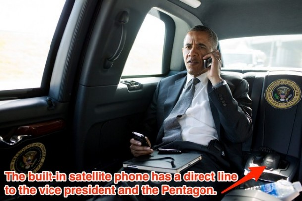 Check Out President Obama's Wonderful Ride8