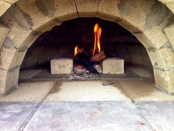 DIY Oven for Pizza 11