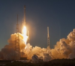 DSCOVR Falcon 9 – Third Time's a Charm