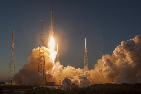 DSCOVR Falcon 9 – Third Time's a Charm