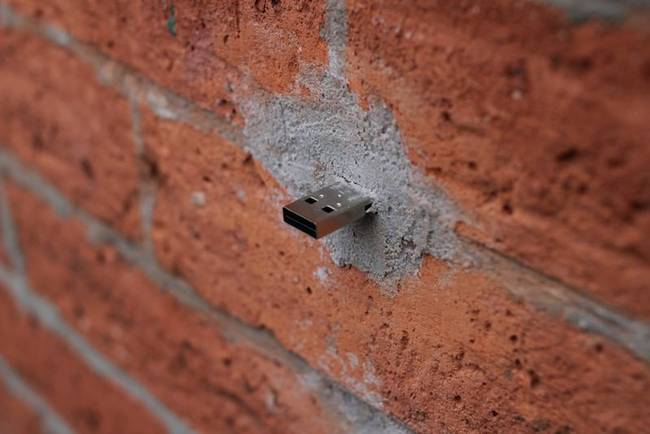 Here Is Why USB Drives Are Buried In Walls All Across New York