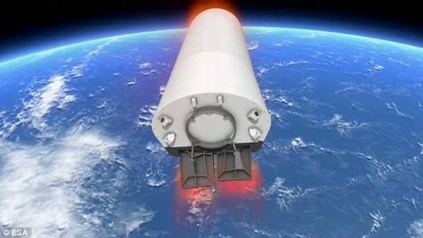 Europe Space Taxi – A Dream Come True7