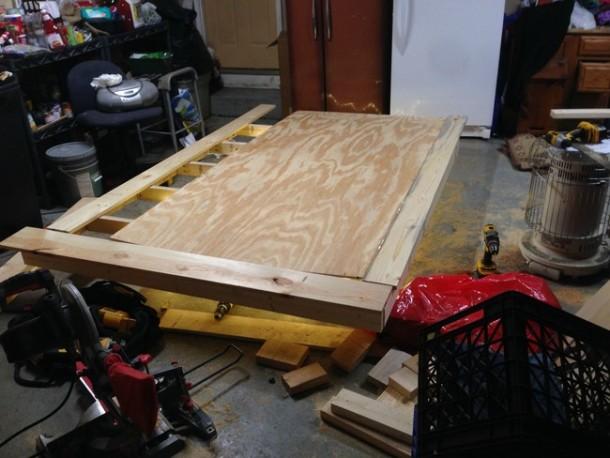 Levitating LED Bed3