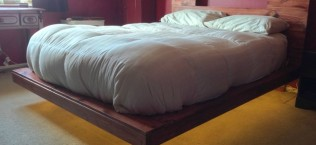 Levitating LED Bed7