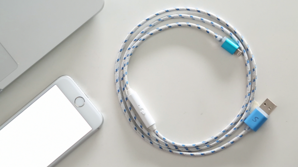 SONICable - Charge your Gadgets Faster 2