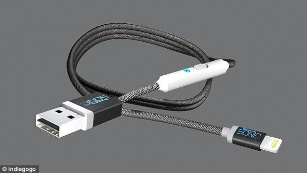 SONICable - Charge your Gadgets Faster 3