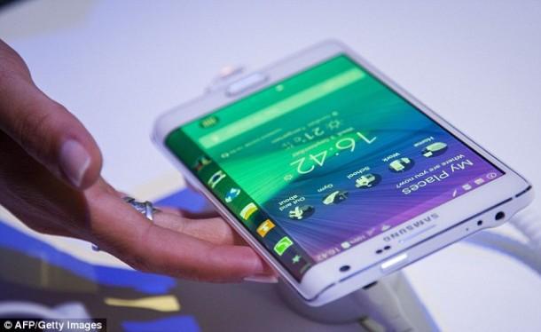 Samsung Galaxy 6 – iPhone 6 Killer