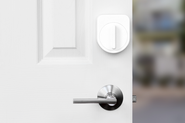 Sesame Smart Lock by Candy House – Secret Knock to Unlock Doors2