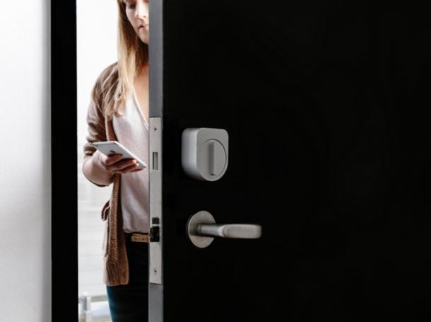 Sesame Smart Lock by Candy House – Secret Knock to Unlock Doors6