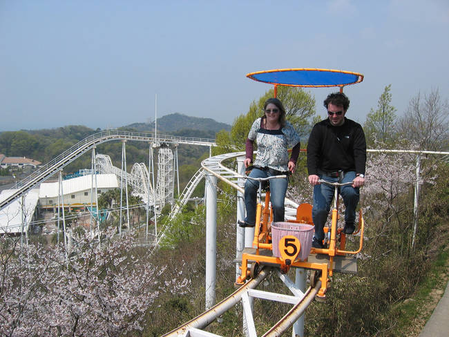 SkyCycle – The most Terrifying Roller Coaster Ride4
