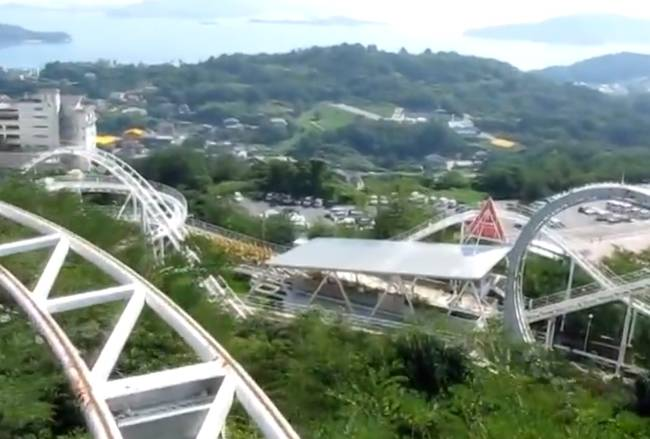 SkyCycle – The most Terrifying Roller Coaster Ride6