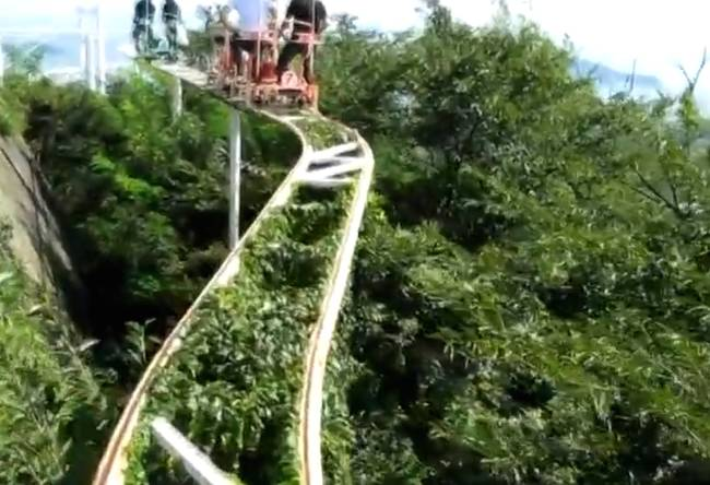 SkyCycle – The most Terrifying Roller Coaster Ride7