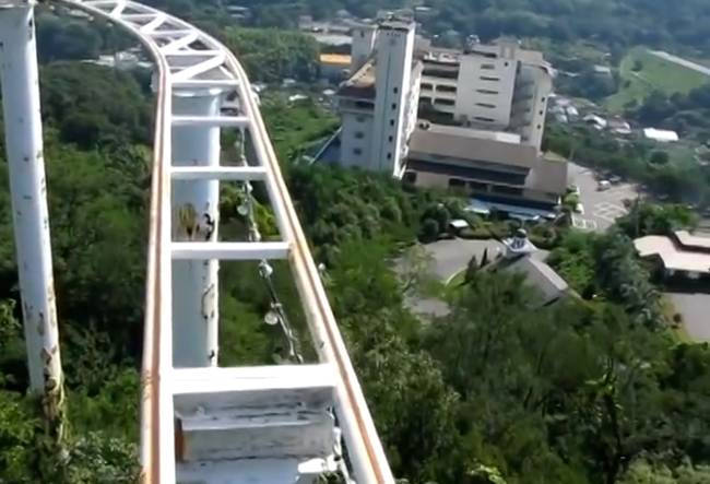 SkyCycle – The most Terrifying Roller Coaster Ride8