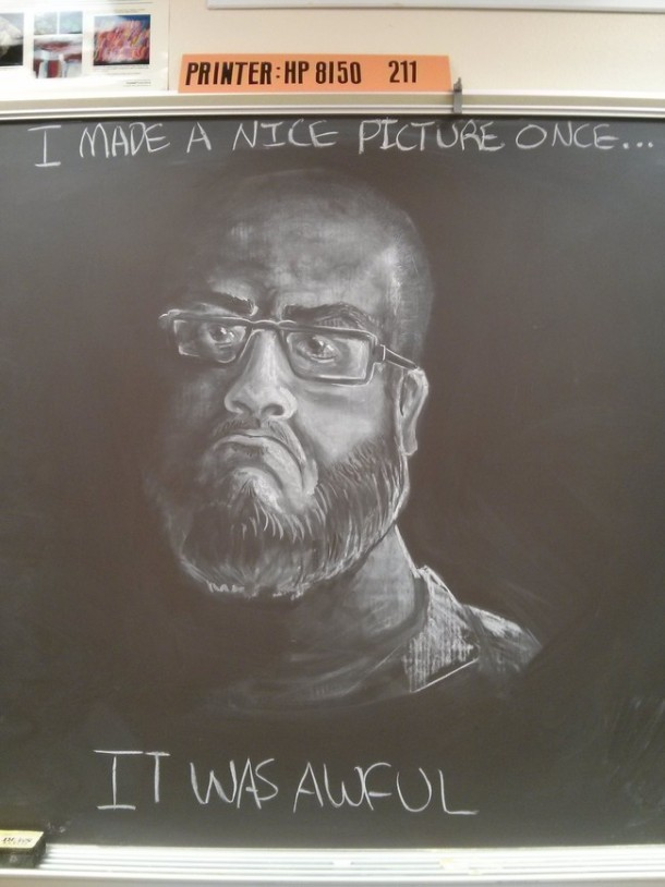 This Teacher Draws Something Unique Everyday5
