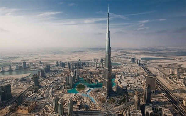 This is How Burj Khalifa Handles All the Poop