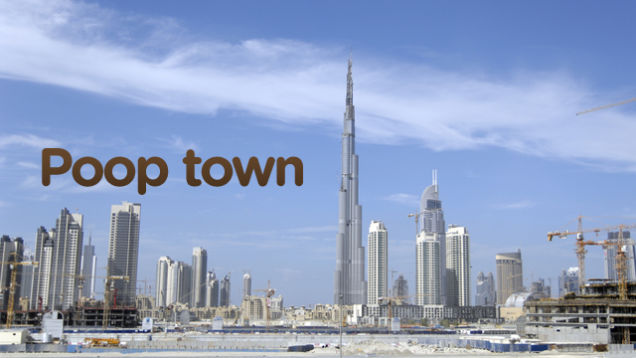 This is How Burj Khalifa Handles All the Poop4