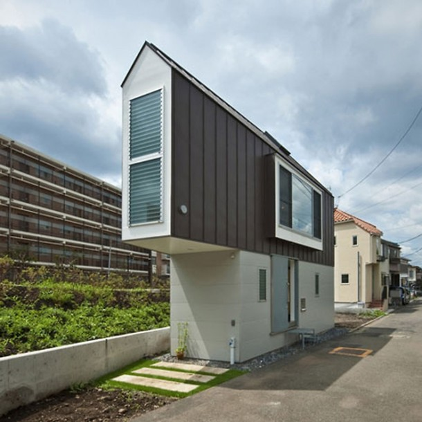 Tiny Triangle House has Surprises Inside it16
