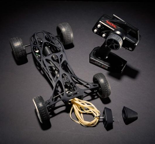 Ultimate Rubber Band Race Car - Cirin
