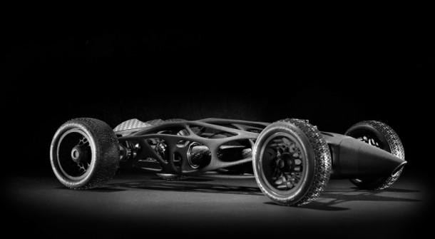 Ultimate Rubber Band Race Car - Cirin2