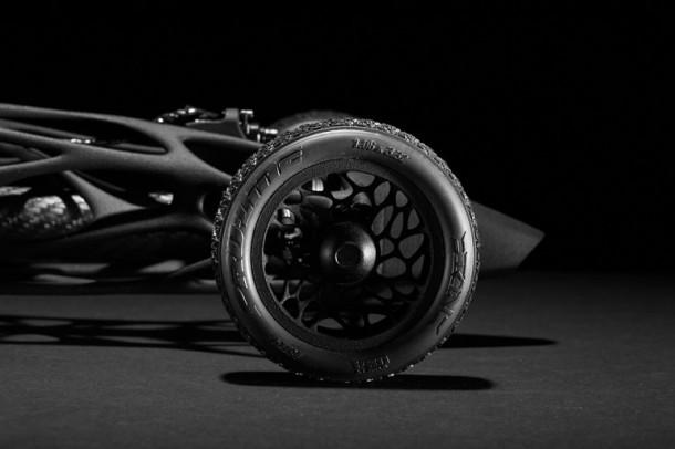 Ultimate Rubber Band Race Car - Cirin3