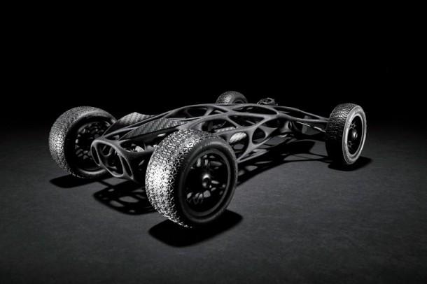 Ultimate Rubber Band Race Car - Cirin5