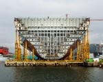 World's Largest Ship being Constructed in South Korea