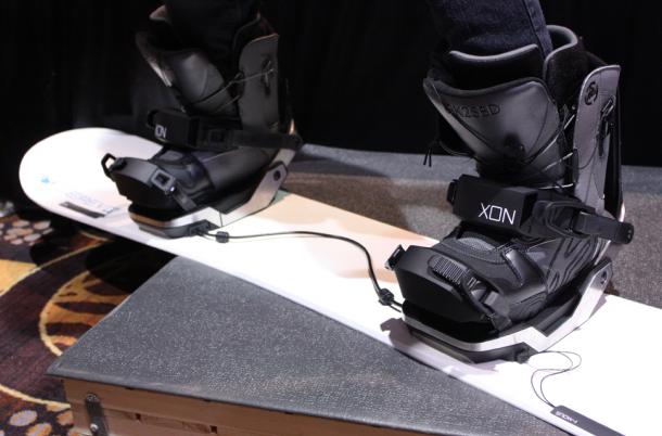 XON snow-1 – The Smart Snowboard3